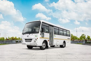 Eicher Starline 2090 L CNG Bus
