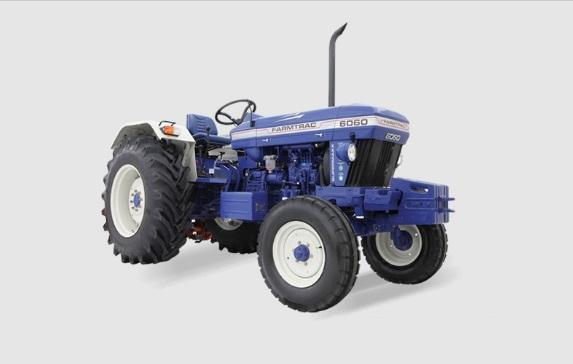 Farmtrac 6060 Executive 4x4