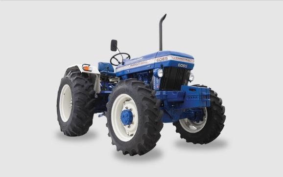Farmtrac 6065 Executive 4x4