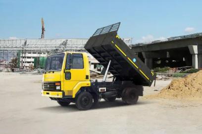 Ashok Leyland Ecomet 1015 Tipper